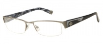 Harley Davidson HD 412 Eyeglasses Eyeglasses - SI: Antique Silver