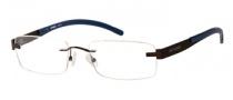 Harley Davidson HD 416 Eyeglasses Eyeglasses - BRN: Brown
