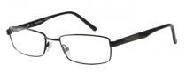Harley Davidson HD 436 Eyeglasses Eyeglasses - BLK: Shiny Black