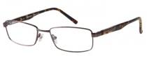 Harley Davidson HD 436 Eyeglasses Eyeglasses - BRN: Shiny Brown