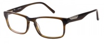 Harley Davidson HD 437 Eyeglasses Eyeglasses - BRN: Shiny Brown