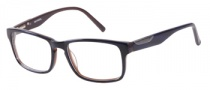 Harley Davidson HD 437 Eyeglasses Eyeglasses - NV: Shiny Navy Blue
