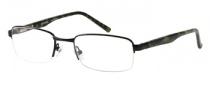 Harley Davidson HD 438 Eyeglasses Eyeglasses - BLK: Shiny Black