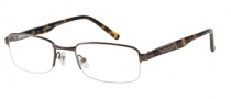 Harley Davidson HD 438 Eyeglasses Eyeglasses - BRN: Shiny Brown