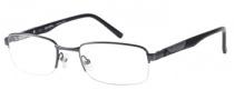 Harley Davidson HD 438 Eyeglasses Eyeglasses - GUN: Shiny Dark Gunmetal