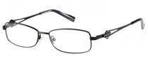 Harley Davidson HD 502 Eyeglasses Eyeglasses - BLK: Black