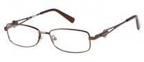 Harley Davidson HD 502 Eyeglasses Eyeglasses - BRN: Brown
