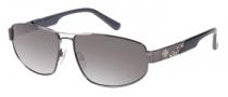 Harley Davidson HDX 840 Sunglasses Sunglasses - GUN-3: Gunmetal Silver