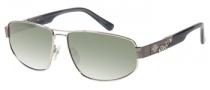 Harley Davidson HDX 840 Sunglasses Sunglasses - SI-2F: Silver