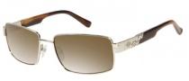 Harley Davidson HDX 841 Sunglasses Sunglasses - SI-1F: Silver