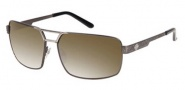 Harley Davidson HDX 842 Sunglasses Sunglasses - GUN-1F: Gunmetal