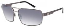 Harley Davidson HDX 842 Sunglasses Sunglasses - GUN-3: Gunmetal