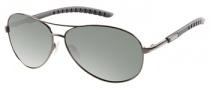 Harley Davidson HDX 844 Sunglasses Sunglasses - GUN-3: Shiny Gunmetal