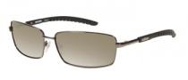 Harley Davidson HDX 845 Sunglasses Sunglasses - GUN-1F: Shiny Gunmetal