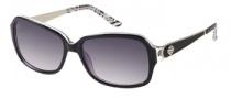 Harley Davidson HDX 848 Sunglasses Sunglasses - BLK-35: Black Zebra