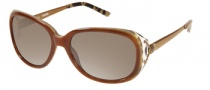 Harley Davidson HDX 849 Sunglasses Sunglasses - BRN-1: Brown Leopard