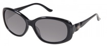Harley Davidson HDX 852 Sunglasses Sunglasses - BLK-3: Shiny Black