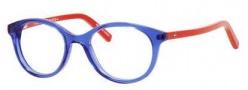 Tommy Hilfiger 1144 Eyeglasses Eyeglasses - 0H9T Blue / Red