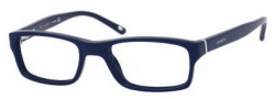 Carrera 6211 Eyeglasses Eyeglasses - 0OGO Blue / Black White / Blue