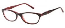 Candies C Kerri Eyeglasses Eyeglasses - BU: Burgundy