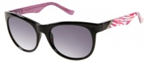 Candies COS Aria Sunglasses Sunglasses - BLK-35: Black