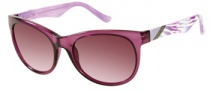 Candies COS Aria Sunglasses Sunglasses - PL-67: Plum