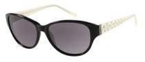 Candies COS Brandy Sunglasses Sunglasses - BLK-35: Black