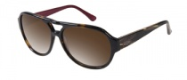 Candies COS Darcy Sunglasses Sunglasses - BRN-34: Dark Brown