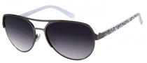 Candies COS Isabel Sunglasses Sunglasses - GUN-35: Shiny Gunmetal