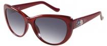 Candies COS Lily Sunglasses Sunglasses - BU-35: Burgundy