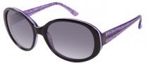 Candies COS Randi Sunglasses Sunglasses - PL-35: Dark Purple