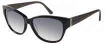 Candies COS Riley Sunglasses Sunglasses - BLK-35: Black