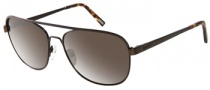 Gant GS Frank Sunglasses Sunglasses - BRN-1: Satin Brown