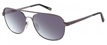Gant GS Frank Sunglasses Sunglasses - GUN-3P: Satin Gunmetal