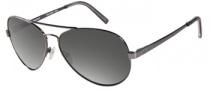 Gant GS Jero Sunglasses Sunglasses - GUN-3P: Gunmetal