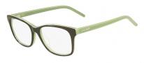 Lacoste L2615 Eyeglasses Eyeglasses - 318 Olive Green