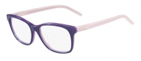 Lacoste L2615 Eyeglasses Eyeglasses - 513 Purple Lilac