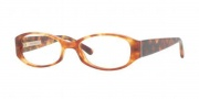 Burberry BE2118 Eyeglasses Eyeglasses - 3330 Light Havana / Demo Lens