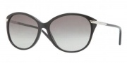 Burberry BE4125 Sunglasses Sunglasses - 300111 Black / Gray Gradient