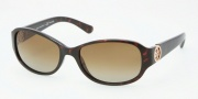 Tory Burch TY9013 Sunglasses Sunglasses - 510/T5 DK Tortoise / Brown Gradient Polarized