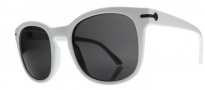 Electric Rip Rock Sunglasses Sunglasses - Gloss White / Grey