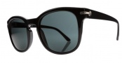 Electric Rip Rock Sunglasses Sunglasses - Gloss Black / Melanin Grey