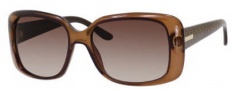 Gucci 3577/S Sunglasses Sunglasses - 0WH9 Brown (J6 Brown Gradient Lens)