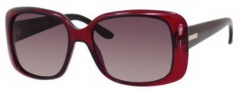 Gucci 3577/S Sunglasses Sunglasses - 0WH3 Red (DZ Mauve Red)
