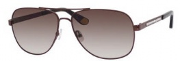 Juicy Couture Juicy 545/S Sunglasses Sunglasses - 0P40 Brown (Y6 Brown Gradient Lens)