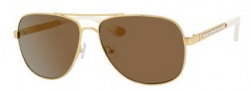 Juicy Couture Juicy 545/S Sunglasses Sunglasses - 0DD8 Gold (UN Gold Mirror Lens)