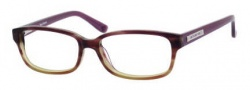Juicy Couture Juicy 126 Eyeglasses Eyeglasses - 0CX2 Olive Fade