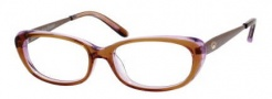 Juicy Couture Juicy 908 Eyeglasses  Eyeglasses - 0DY3 Brown Pink
