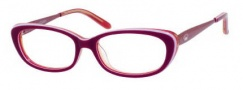 Juicy Couture Juicy 908 Eyeglasses  Eyeglasses - 0RB7 Cinnamon Tang