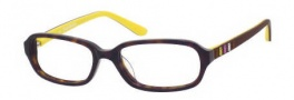 Juicy Couture Juicy 906 Eyeglasses Eyeglasses - 0086 Dark Havana
